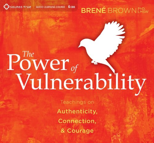The Power of Vulnerability book cover