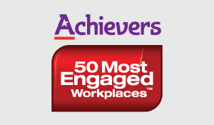 Achievers 50 Most Engaged Workplaces