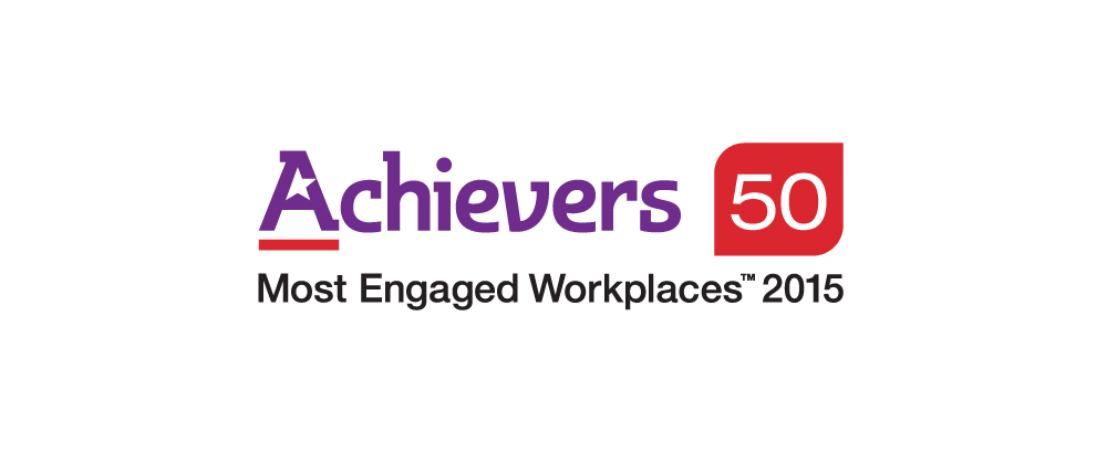 Announcing the 2015 50 Most Engaged Workplaces™ winners!
