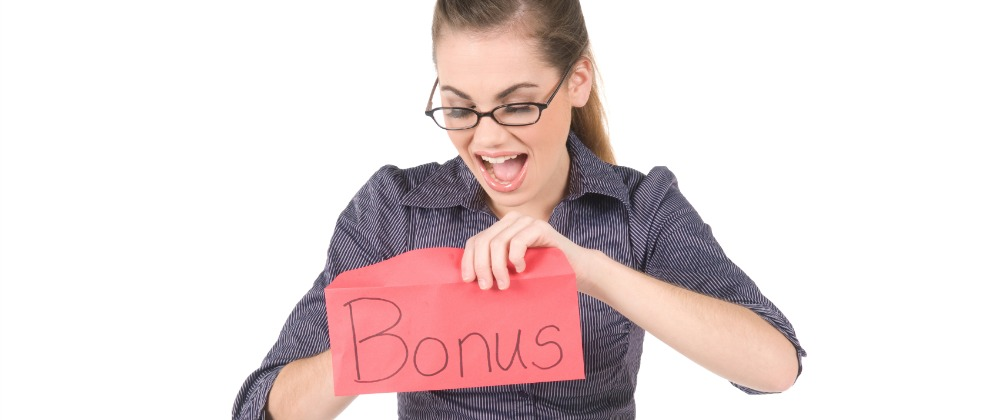 bonus to the employees As the name suggests, 'bonus' is an amount given to an employee in addition to his / her salary there are many reasons why a company gives a bonus, but the basic purpose is to encourage an.