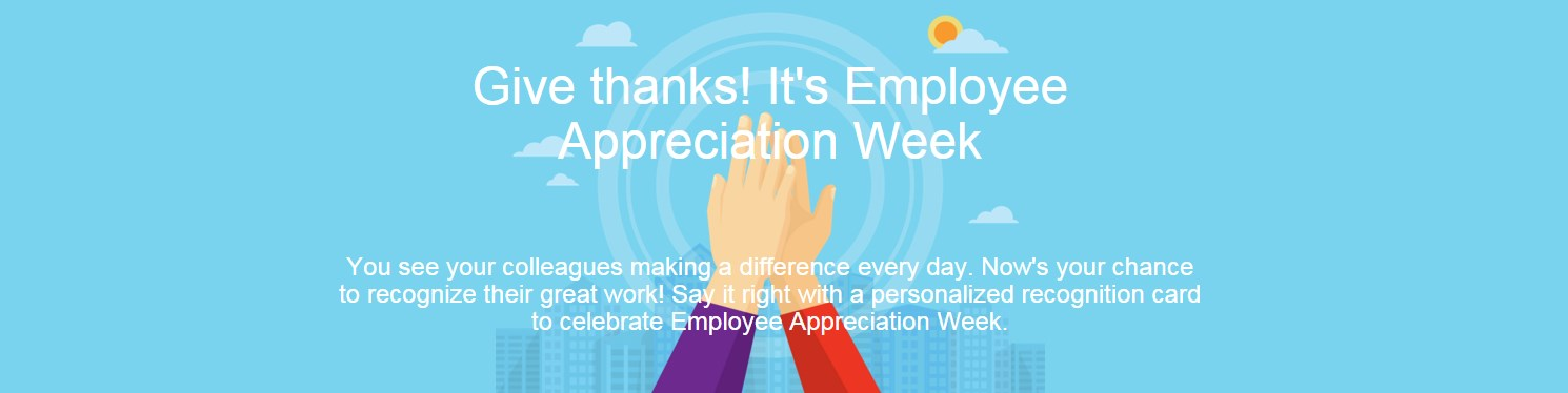 Employee Appreciation Week
