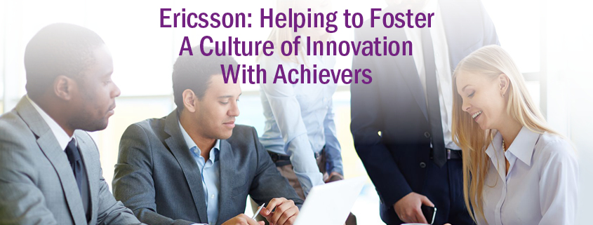 Ericsson culture of innovation