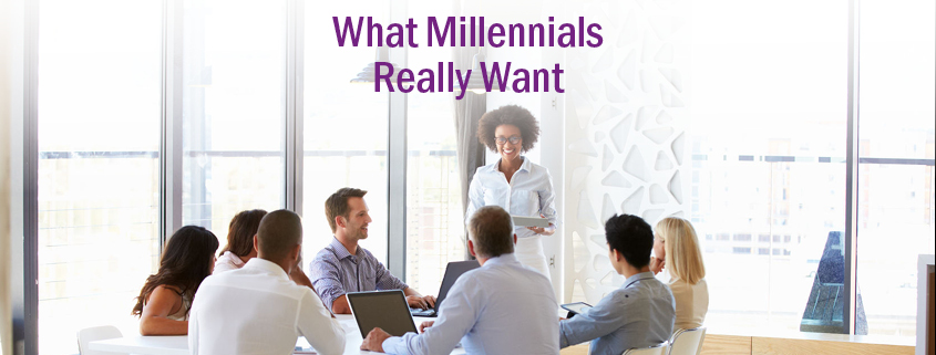 Millennials at the workplace