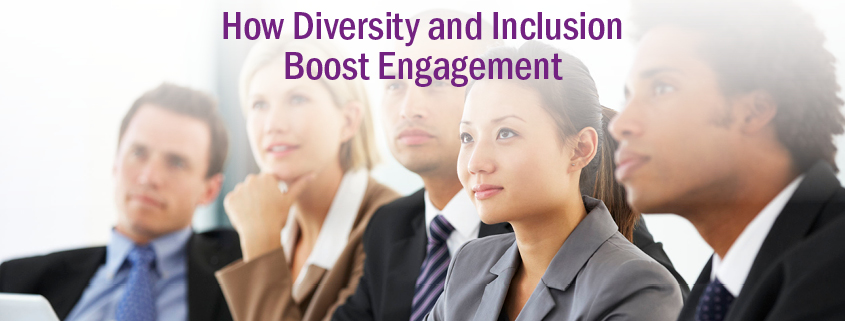 Workplace Diversity and Employee Engagement