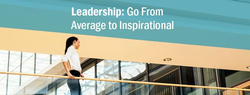 inspirational leaders