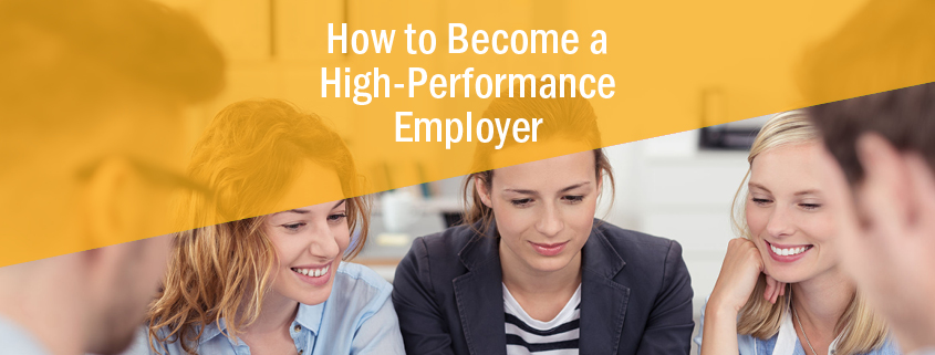 High Performance Employer
