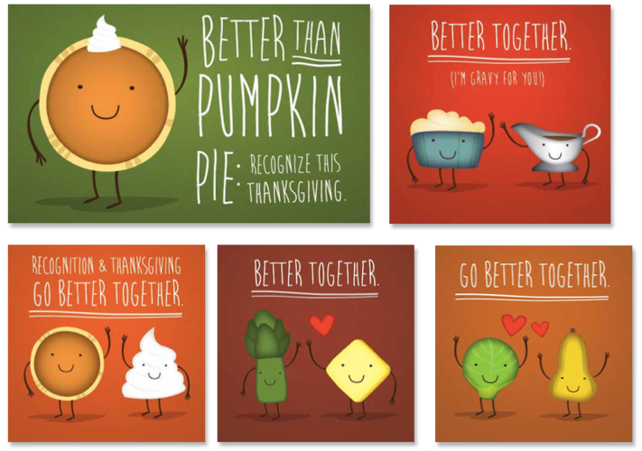 fun employee cards
