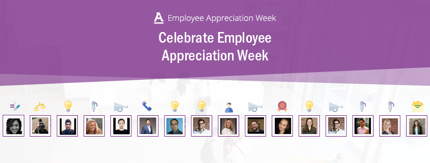 Employee Appreciation Week: Achievers' Employees, We Appreciate You!