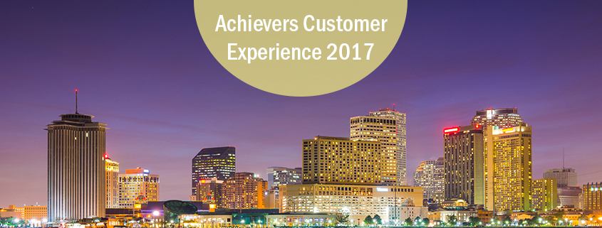 ACE 2017 Achievers Customer Experience