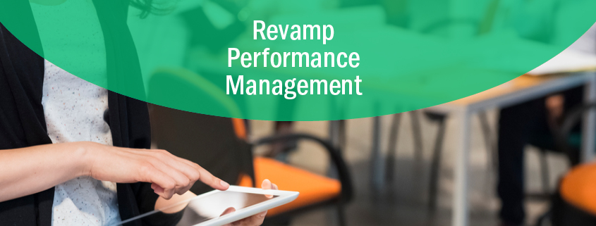 revamp performance management