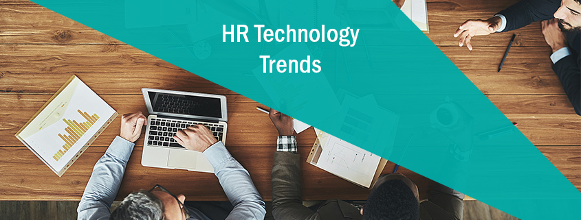 technology trends in human resources Organizational strategy around human resources and human capital doesn't  by  widespread changes and trends in the economy, the culture, technology,.