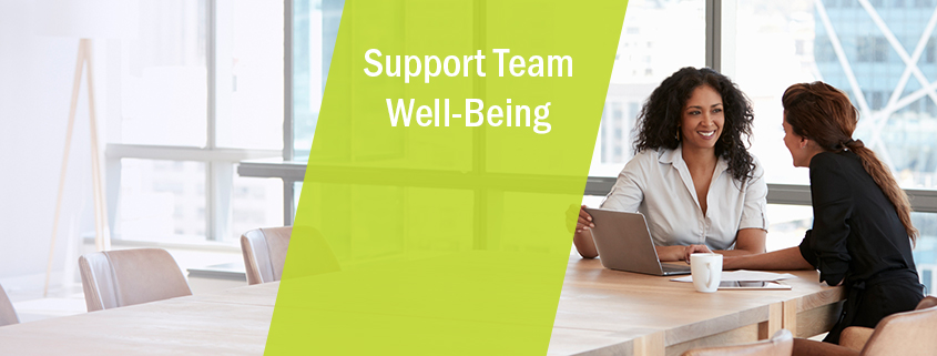 Support Team Well-Being