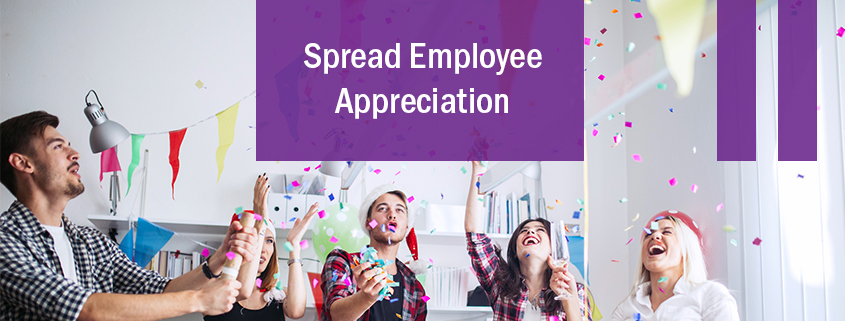 Spread Employee Appreciation