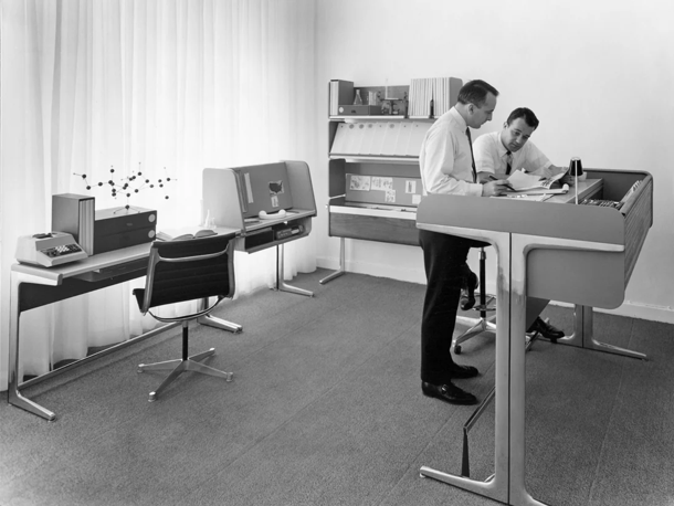 1960 office