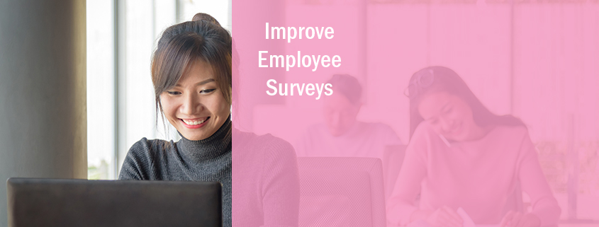 improve employee surveys