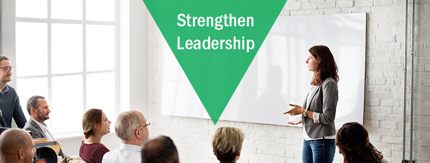 Strengthen Leadership
