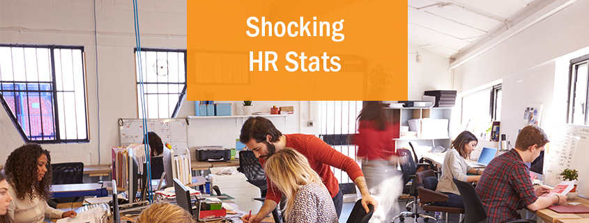 Shocking HR Stats