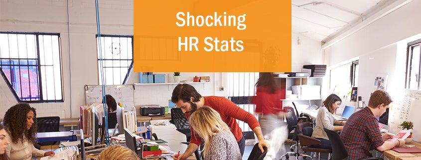 Shocking HR Stats