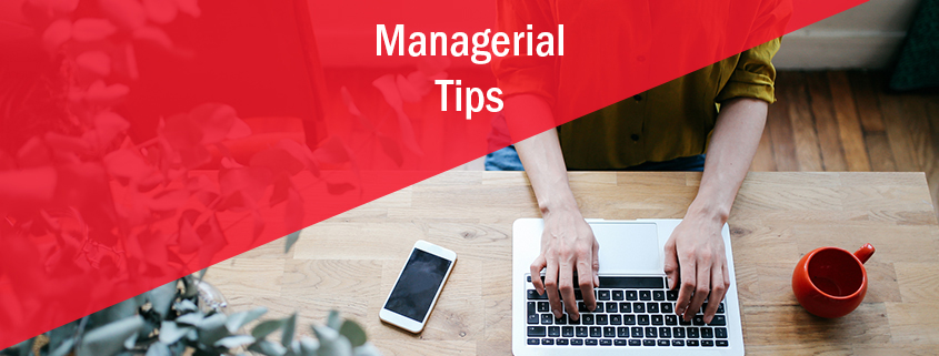 managerial tips