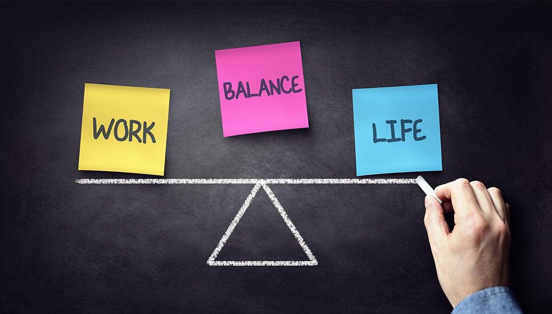 balancing life and work