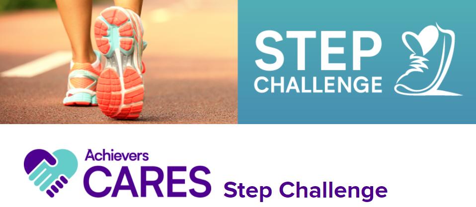 Step Challenge event banner