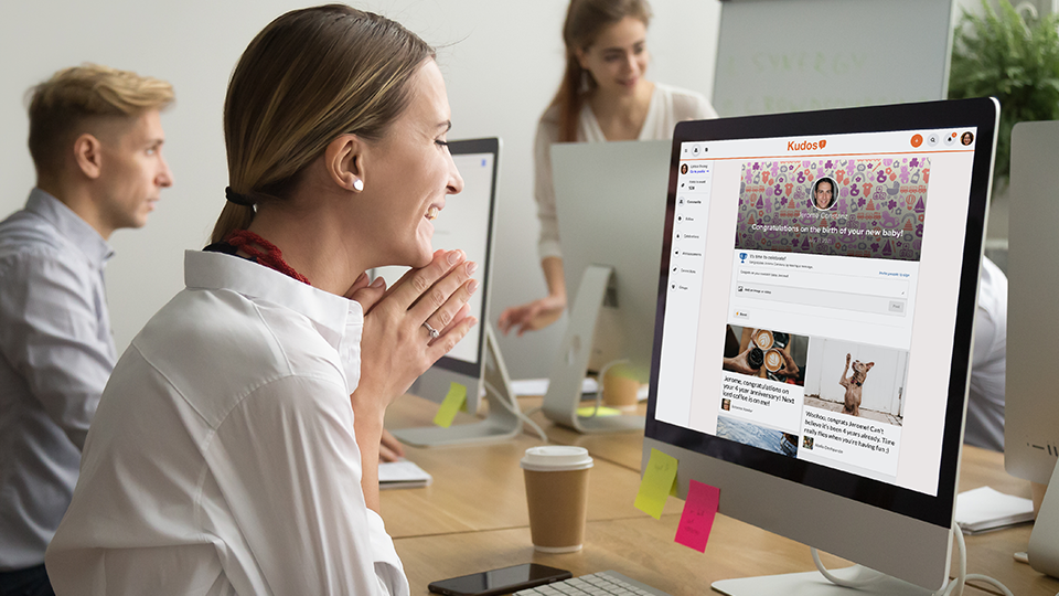 Create a unified employee experience with the Achievers Employee Experience Platform
