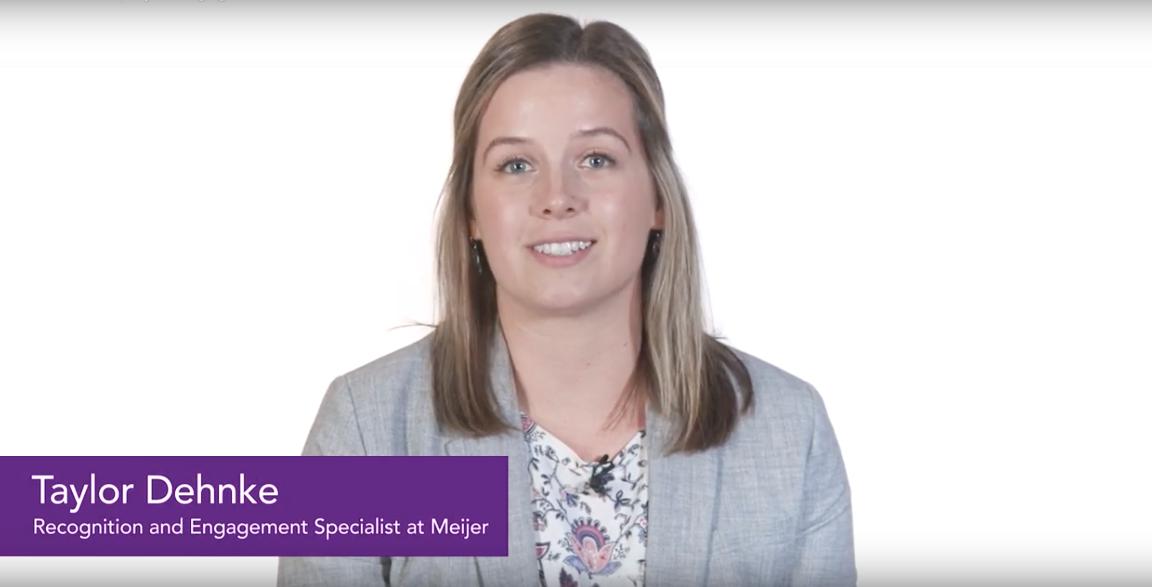 recognition engagement specialist retail meijer