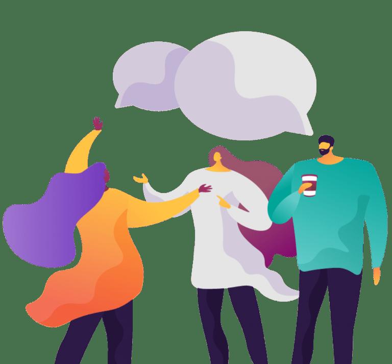 Achievers Culture Builder Illustration